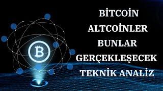 BİTCOİNDE SON BİR PATLATMA OPERASYONU/ETHEREUM/ALTCOİN/BİTCOİN/ANALİZ