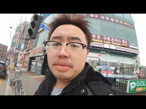 Asian Andy, Professional Degenerate | Seoul Live Daily Vlog