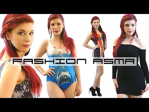 ASMR Dress Up Fashion Show Haul, CNDirect.co, Corey Kay Binaural Ear to Ear Whisper