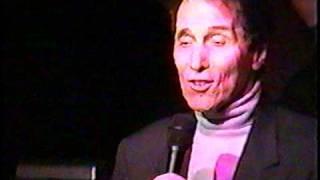 "Jackie Paris ""Detour Ahead"" His last gig at the Jazz Standard (NYC)"