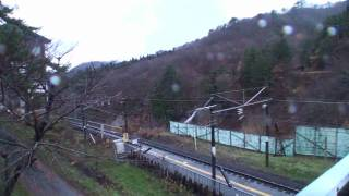 面白山高原駅の情景