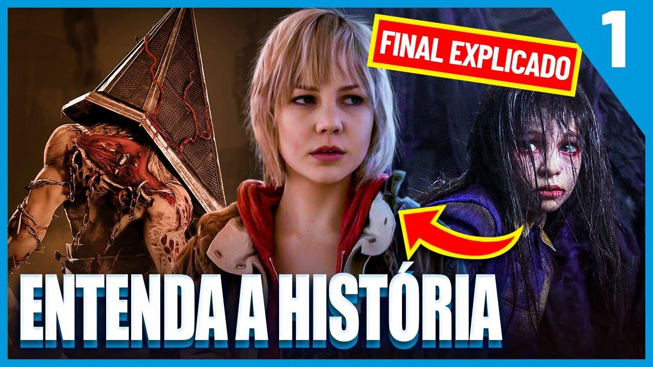 Download Saga Silent Hill | Entenda a Perturbadora História dos Filmes | PT.1