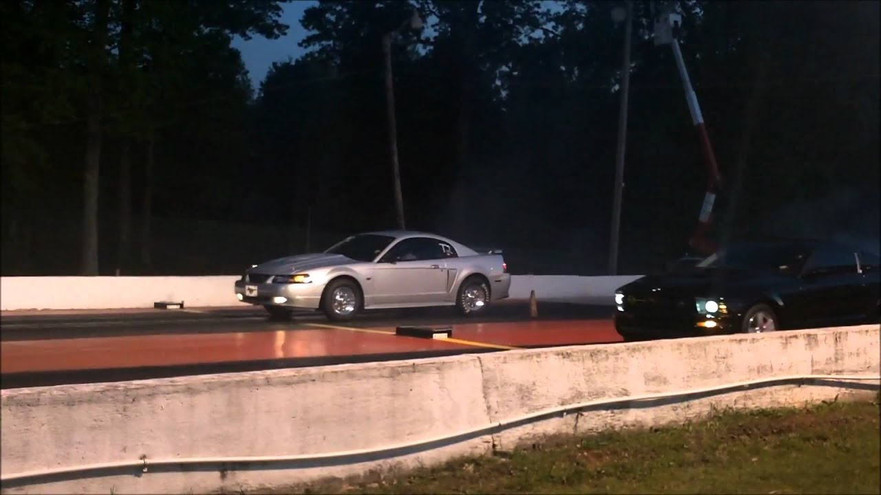 2003 Mustang Gt Jackson Dragway 4 29 2011 Youtube