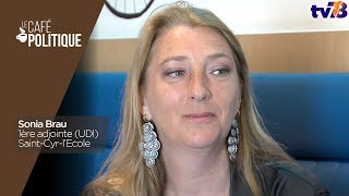Café Politique n°73 – Sonia Brau, 1ère adjointe (UDI) – Saint-Cyr-l'Ecole