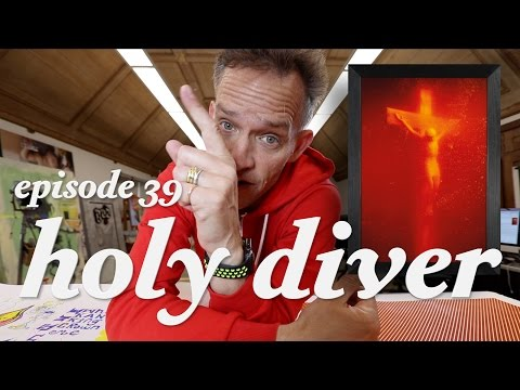 Artist as Holy Diver   Episode 39