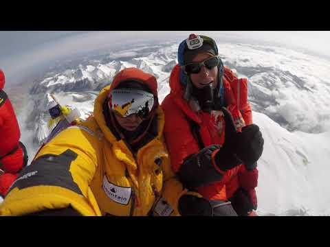 Everest & Lhotse // High Double 2018