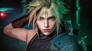 Final Fantasy VII! Tolle Neuigkeiten!