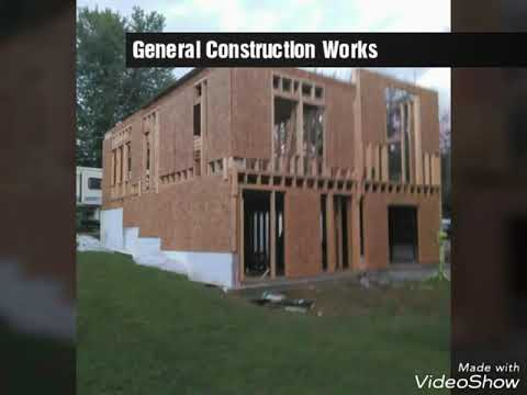 Rough River build By General Construction Works