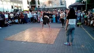 Танцы vs Батлы. Крещатик. Киев часть 2