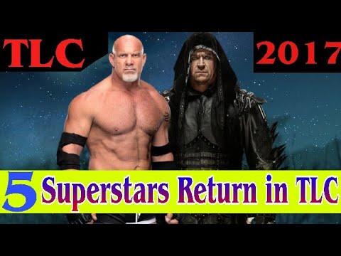 5 Superstar Who Should Return in TLC 2017 || WWE hindi khabar ||