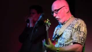 Pete Harris at Boarhunt Blues club