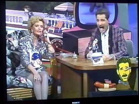 CAMPY LATE MR PETE SHOW 1991 KTLA 5 Part 2 Florence Henderson USA Network FxTv Peter Chaconas