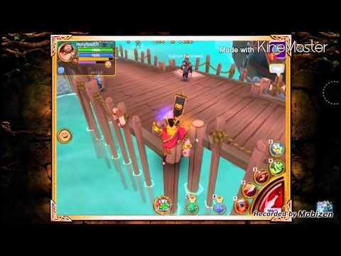 Arcane Legend Glitch Paradise Pier!!!!