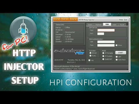 VPN For PC Http Injector A-Dev1412