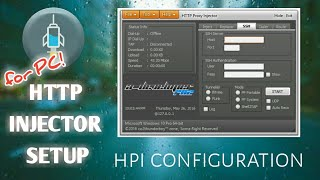 Gambar cover VPN for PC Http Injector A-Dev1412
