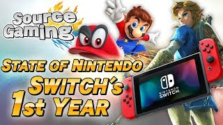 Nintendo Switch Year in Review Discussion w/NintenDaan