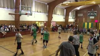 Mountainside, NJ Rec Commission Boy's Basketball Finals  2015
