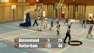 Binnenland U20 vs Rotterdam U20