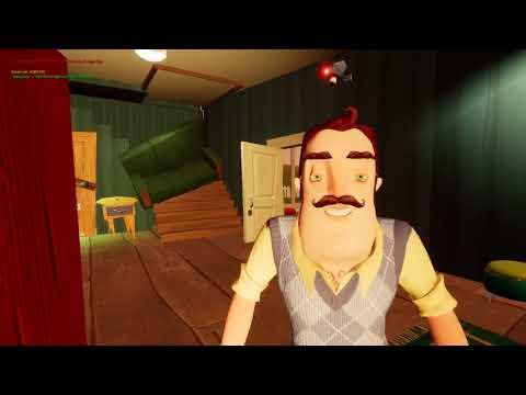 A PROTOTYPE REBORN | Hello Neighbor Mod Gameplay thumbnail