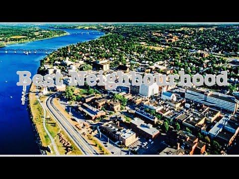 One Of The Best Neighbourhood In Moncton New Brunswick Canada- Pinehurst Subdivision