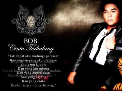 Bob Cinta Terhalang With Lyrics