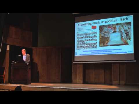 Z-Day London 2015 Part 2 - Technological Unemployment (The rise of the robots)