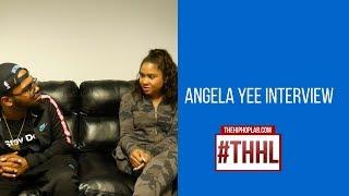 Lando Bando interviews Angela Yee Talks Love For Detroit, Coming Up in Radio, Breakfast Club & More