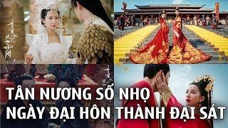 5 tân nương số nhọ nhất màn ảnh Hoa ngữ biến ngày đại hôn thành ngày đại sát