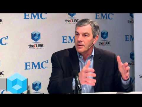 Kevin Roche - EMC World 2015 - theCUBE - #EMCWorld
