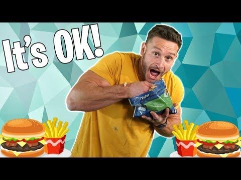 """3 Surprisingly Healthy """"Junk"""" Foods on Keto"""