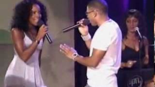 "Kelly Rowland Ft. Nelly - ""Dilemma"" [Live In Bahamas¡¡] Fo ma lil boo"