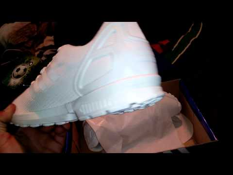 Adidas Zx Flux Brancas/White
