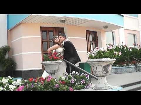 Любовь на двоих(свадьба в Рубцовске)