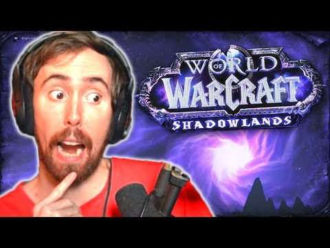 Asmongold Reacts to Azeroth's SECRET LOCATION! Void Invasion, SHADOWLANDS! WoW's NEXT Expansions