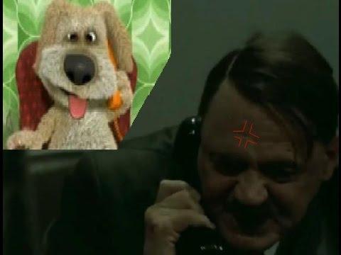 Hitler phones Talking Ben The Dog