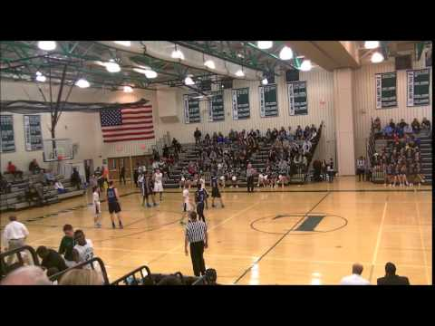 Boy's Varsity Basketball West Orange High vs. Livingston High 3-2-15