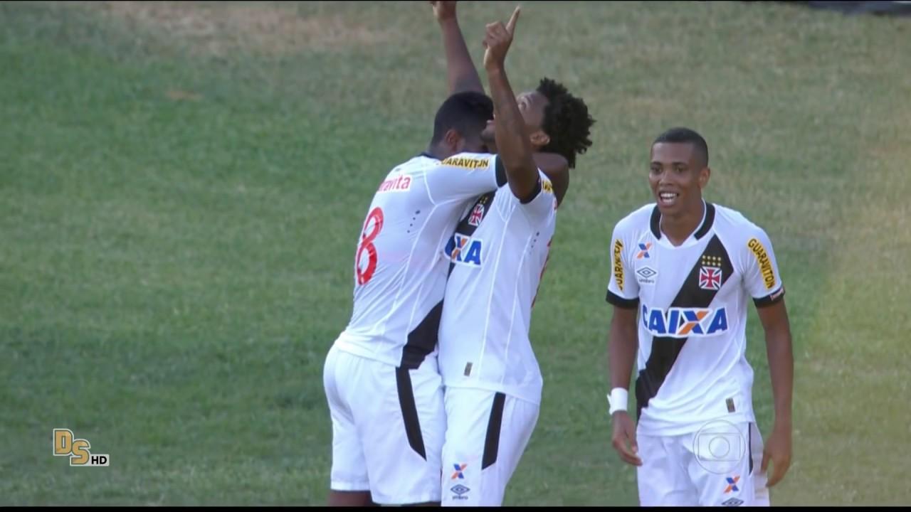 8105361e0a788 Gol Vasco 1 x 0 Flamengo - 1ª fase Carioca 2016 - YouTube