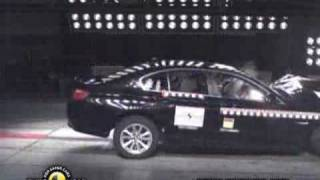 ► BMW 5 Series - Crash Test