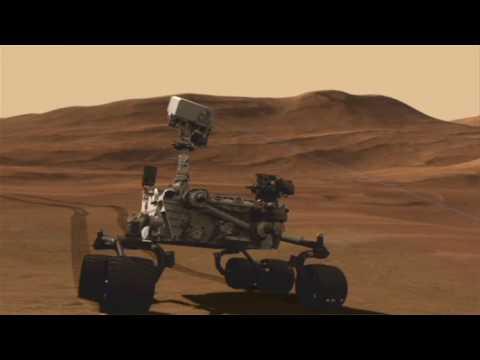MSL-Curiosity: Bringing Mars Down to Earth at TNOTS
