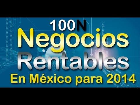 Negocios Rentables en México