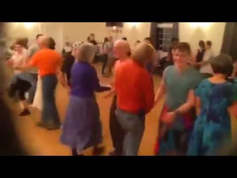 Capital District Megaband@ Albany Contradance vid by John Guay