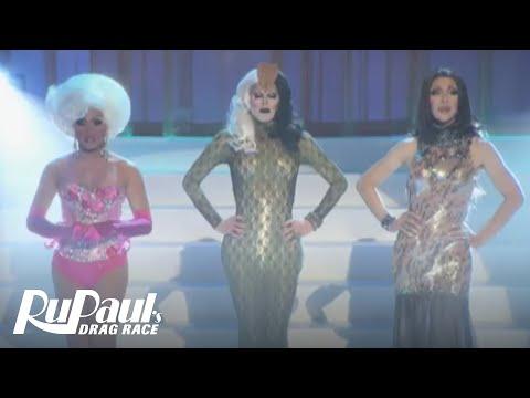 RuPaul's Drag Race | Congratulations Sharon Needles