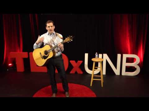 Songs of Love and Math: Tension and Release | Patrick Reynolds | TEDxUNB