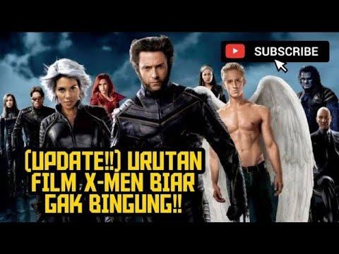 Update Urutan Film X Men Youtube