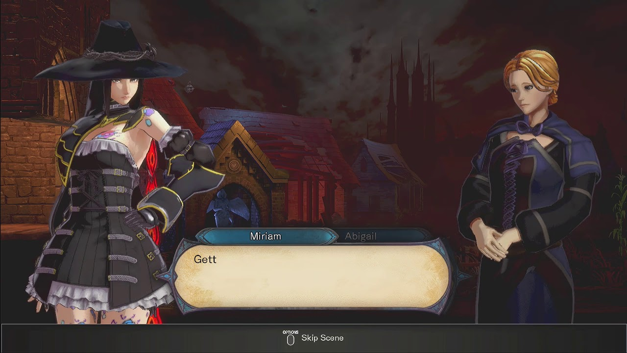 Download Blood Stained Ritual of Night PS4 Pro P20 Defeat Revenant & Millionaire's Bane Bosses