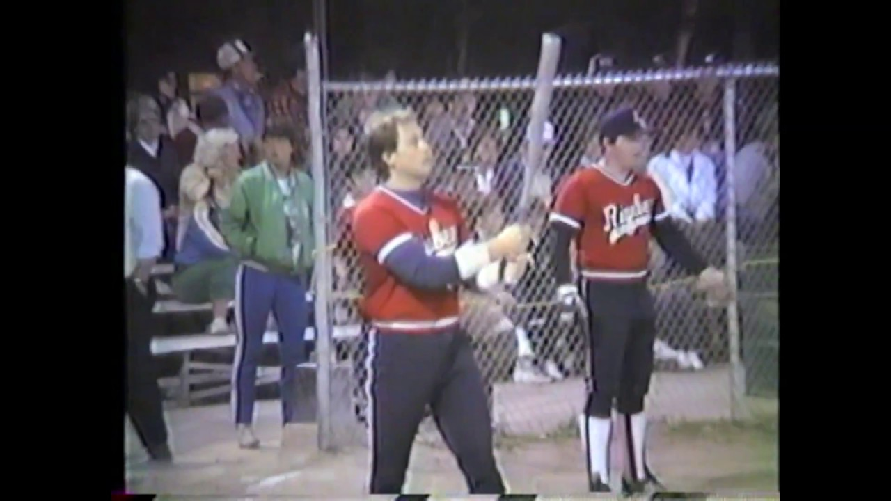 Bowl Mart - Rigsbee's Auction Men game three  9-8-86