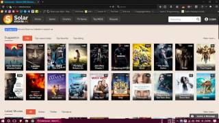How to Download Movies from Solarmovie.sc in Desktop and Mobile