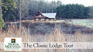 Classic Lodge Model Home