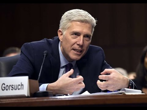 Gorsuch Will Only Work Towards Advancing Big Money and Corporate Interests (w/Guest Heidi Hess)