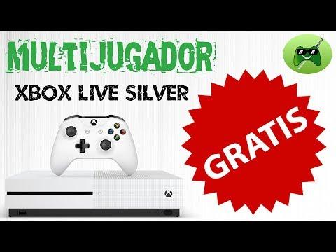 ¿Online GRATIS en XBOX ONE? TODO con XBOX LIVE SILVER